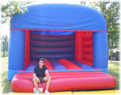 A range of Bouncy Castles for hire for both children and adults