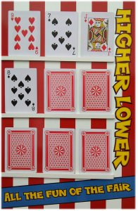 Playing Cards Side Stall Game Hire