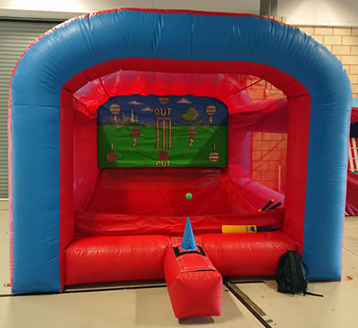 Cricket Strike inflatable game