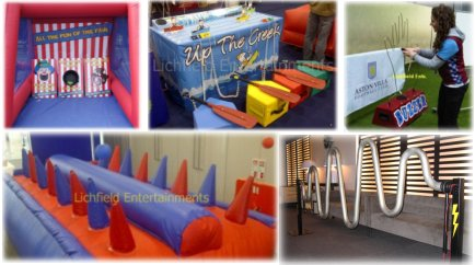 Indoor fun and games for your office fun day or office party