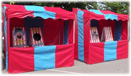 Side Stall Fairground Game Hire